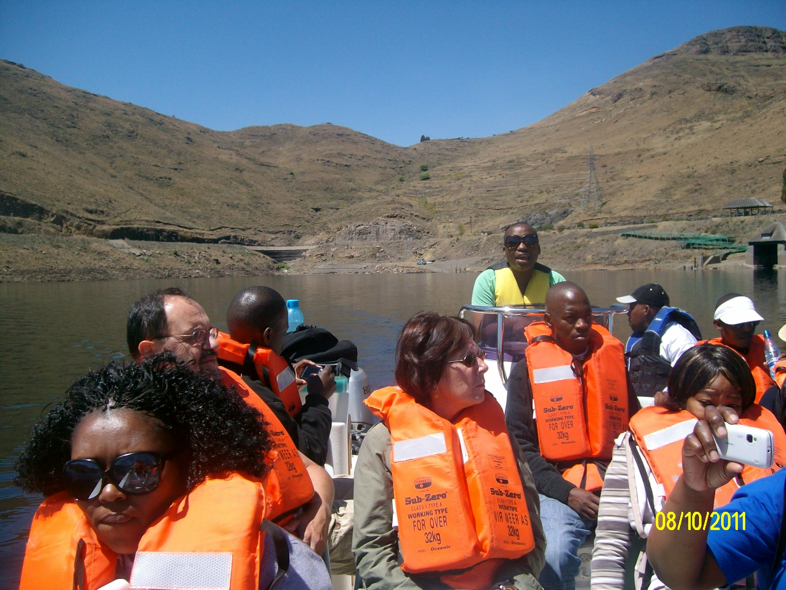 Mohale Boating