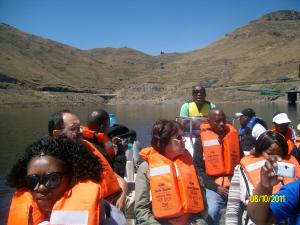 Mohale Boat Cruise