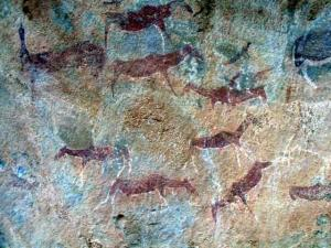 Bushmen Paintings